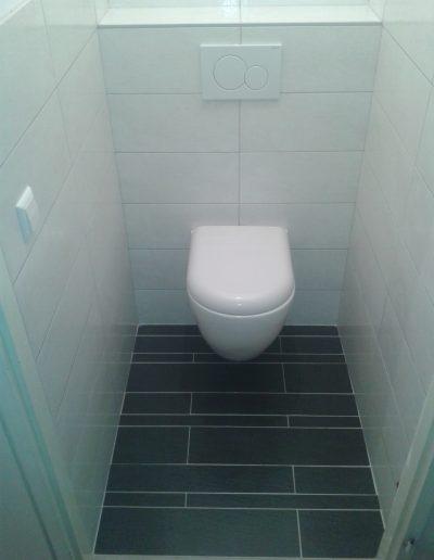 2 Toilet nieuw